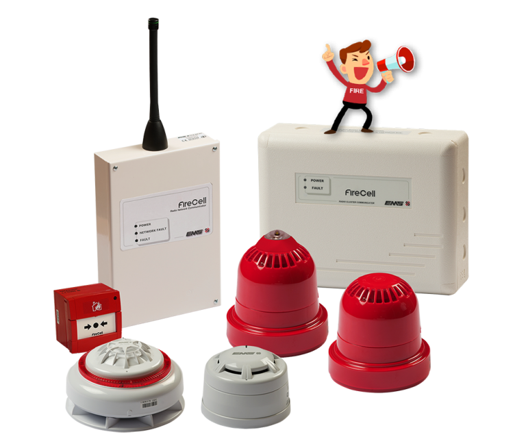 wireless fire alarm installation cheshire